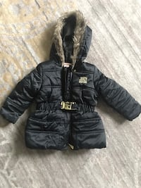 Juicy couture fall/winter coat 18 months Toronto, M3B