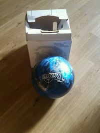 Bowling ball and box  Houma, 70363