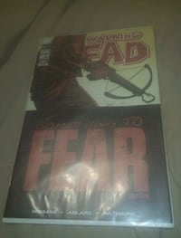 The walking dead comic issue 101 Mississauga, L5A 2J4