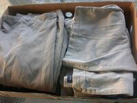 Large men's clothes a box for $10 56 km