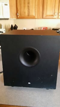 JBL Simply Cinema SUB125a Subwoofer Chesterfield, 23832