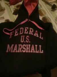 Fedeal US Marshall pull à capuche