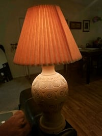 Old/Vintage fancy lamp