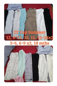Girls Misc. Lot (11 pieces) Mississauga