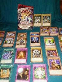 Yu gi oh  trading card collection Marion, 46952