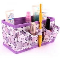 Brand NEW Multi-function Folding Box Makeup Cosmetic Storage Container Organizer in package  Austin, 78753
