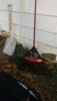 Rake and Shovel Bundle  Fairfax, 22032