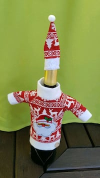 Homemade Christmas bottle dress  Stavanger, 4014
