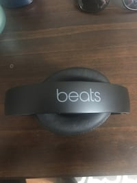 black and gray Beats by Dr New York, 11422
