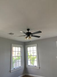 Used Ceiling fans and  Light fixtures