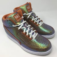 NEW Nike Air Python Premium Iridescent Men's Shoes, Tawny/Metallic Tawny - Size  [TL_HIDDEN] ) North Andover, 01845