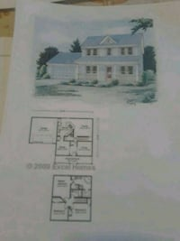 HOUSE For Sale Colonial Home