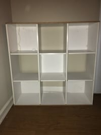 9 square organizer shelf  Thousand Oaks, 91361