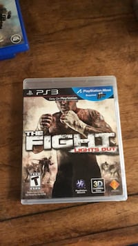 The Fight - PS3 League City, 77573
