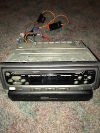 Pioneer Car Stereo with CD Player