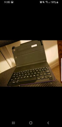 iPad bluetooth keyboard and cover in one