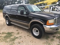 Ford - Excursion - 2001  Fayetteville, 72704