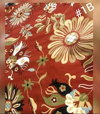 Gorgeous  Brand New Un Used Soft Wool Persion Rug  Scottsdale, 85257