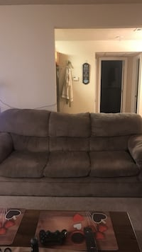 Couch and love seat for sale! Must go, last day sale!
