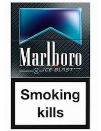 Marlboro Ice Blast Carton Central Okanagan