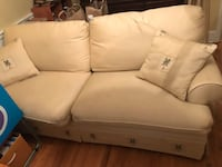 Beige couch and chair/palmetto trees accents Rock Hill, 29732