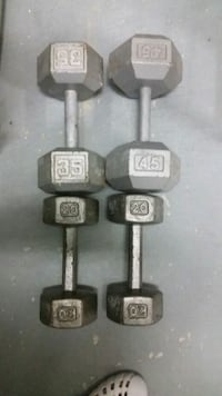 Training weights - ONLY 35 & 45 LB AVAILABLE  Toronto, M2N 0H1