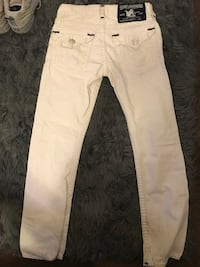 White True Religion Jeans Size 30 Los Angeles, 90059