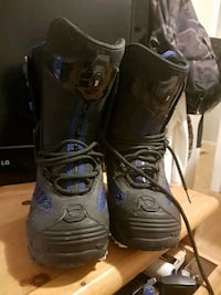 High quality snow board shoes