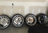 22 inch wheels and tires Frederick, 21701
