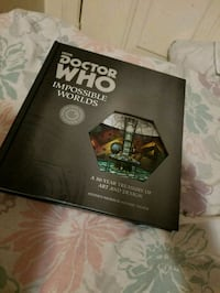 Doctor who collectors book Barrie, L4N 8V4