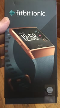 Fitbit ionic Anderson, 46017
