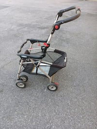 baby's black and gray stroller Washington, 20018