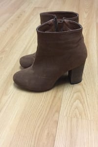 Brown boots Guelph, N1H 3A8