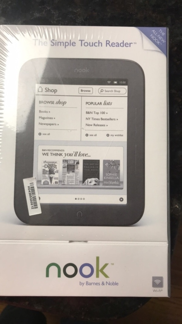 Nook - New Condition