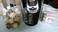 black and gray Keurig coffeemaker Bradenton, 34207