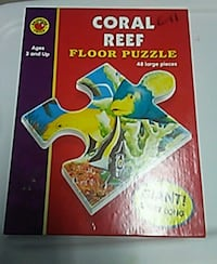 Educational - Coral Reef Puzzle