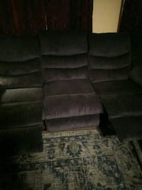 Dual reclining couch Las Vegas, 89115