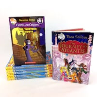 7 Thea Stilton Books Geronimo Stilton Spinoff For Girls With Special Edition Port Colborne