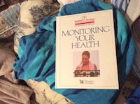 Monitoring your health book