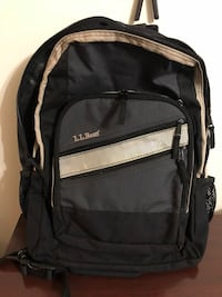 Black and gray nike backpack Vienna, 22180