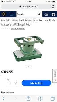 Professional body massager  Los Angeles, 90036