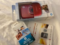 HP Sprocket 2-in-1 smartphone printer and instant camera/printer