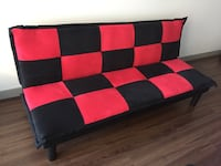 Fabric sofa bed in excellent condition! LOSANGELES