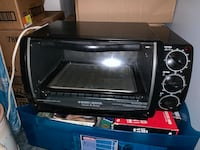 Black and gray conventional oven Indianapolis, 46227