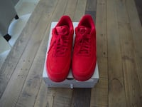 Air Force 1 blood red sz.9 Calgary, T3N