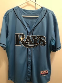 Devil Rays MLB jersey - Crawford authentic