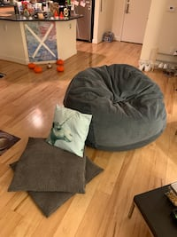 "LoveSac ""Moviesac"" Vienna, 22180"