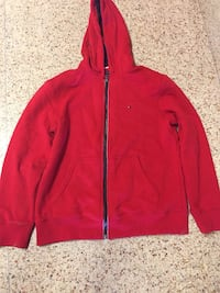 BRAND NEW Tommy Hilifiger Red Hoodie MENS LARGE Toronto, M6L 2C9