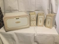 Antique canister set Calgary, T2W 0M6