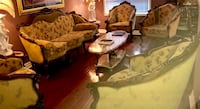 Must go today ! Royal sofa set from Egypt Markham, L3P 6X4